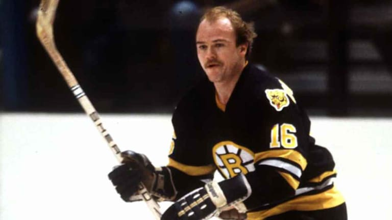 Bruins to Retire Rick Middleton's No. 16 Sweater