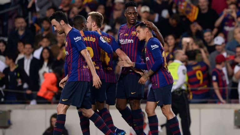 MERCADO | Los tres jugadores que podrían salir del Barça pero que no se quieren ir