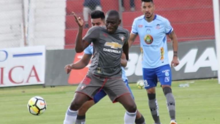 Liga de Quito rescindirá el contrato de Martínez Borja para fichar a este crack