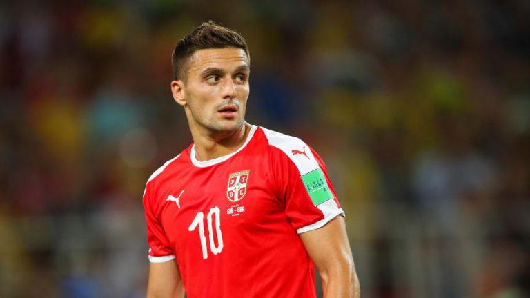 Dusan Tadic Signs Four Year Deal With Ajax Following Official Unveiling After Move From Southampton