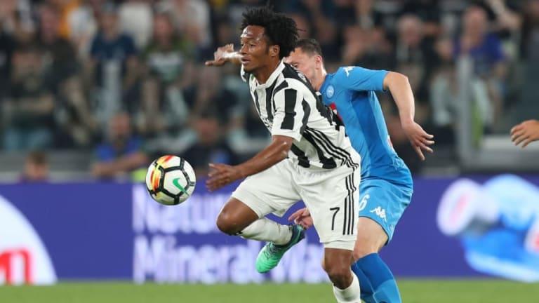 Juventus-Nápoli | Alineaciones confirmadas