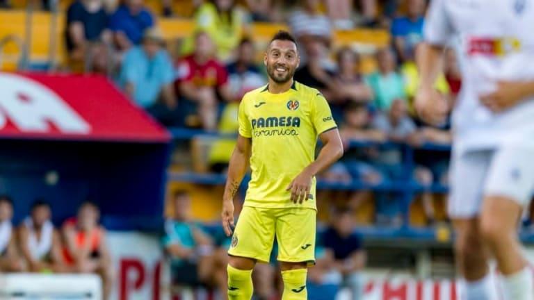 VÍDEO   Santi Cazorla vuelve a jugar al fútbol tras casi 2 años lesionado