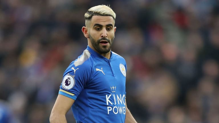 Identity of Player Who Was Included in Final £65m Man City Offer for Riyad Mahrez Revealed