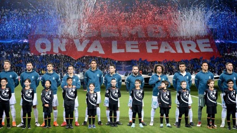 El 1x1 de los jugadores del Real Madrid en su victoria ante el PSG