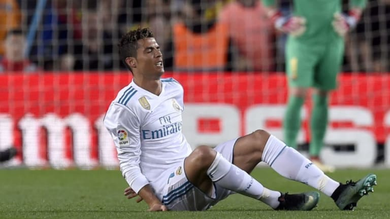 Zinedine Zidane Declares Cristiano Ronaldo '120% Fit' for Champions League Final