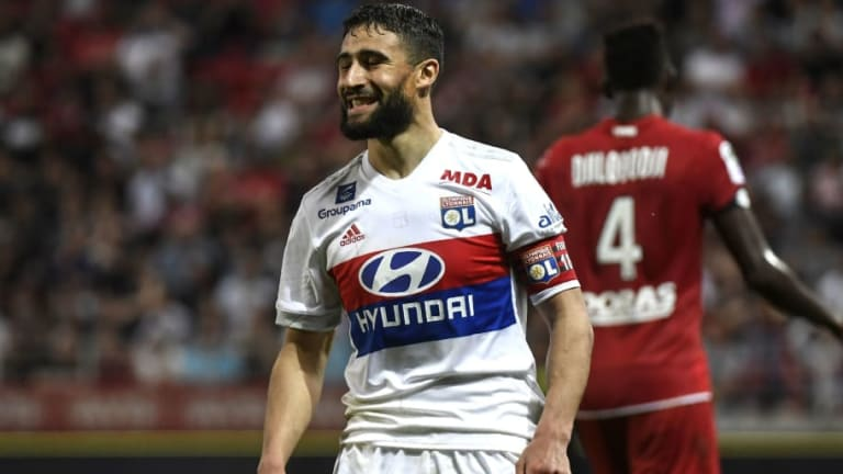 Liverpool Reportedly Set to Hold Talks With Lyon This Week Ahead of £53m Nabil Fekir Bid