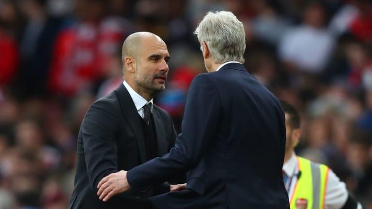 Man City Boss Pep Guardiola Reveals Dream of Playing Under Arsene Wenger at Arsenal