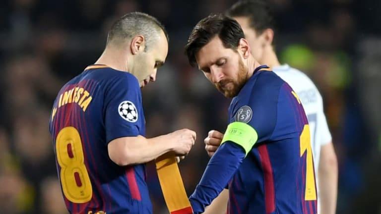 SE BUSCAN CAPITANES | Los futbolistas que podrían ocupar los dos puestos libres en el Barça