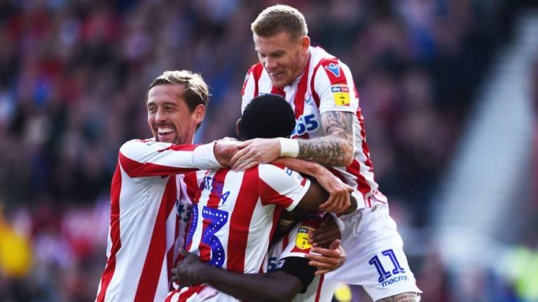 Resurgent Stoke City Star 'Enjoying' New Deeper Role After Difficult Last Few Years