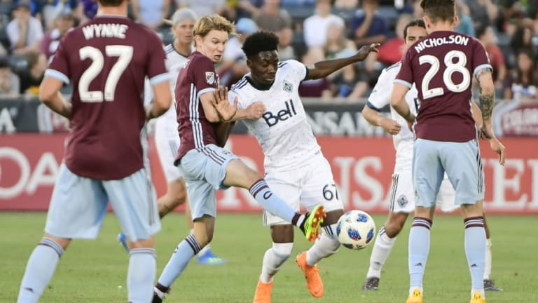 Bayern Munich Announce Record-Breaking Deal for Canadian Starlet Alphonso Davies
