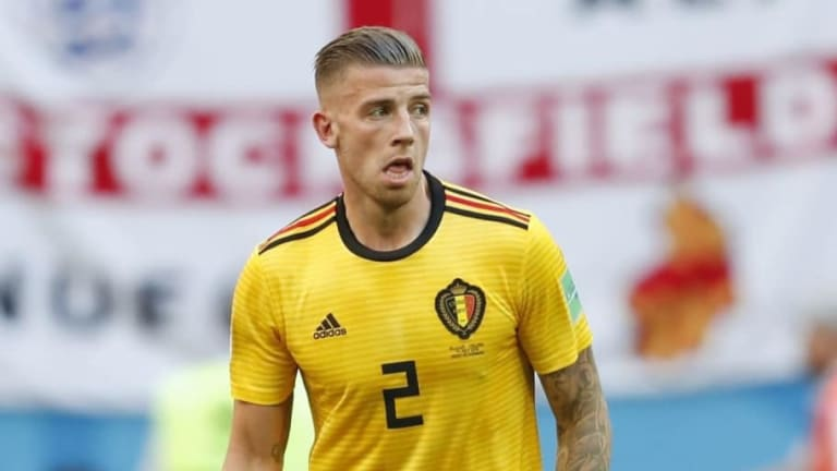 Man Utd Have 'No Plans' to Follow Up on Toby Alderweireld Interest Following World Cup Campaign
