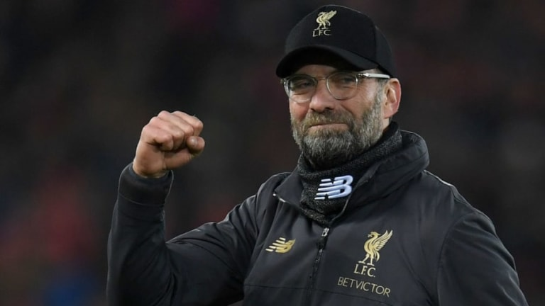 Jurgen Klopp Refuses to Get Carried Away With Title Talk Despite Liverpool's 5-1 Win Over Arsenal