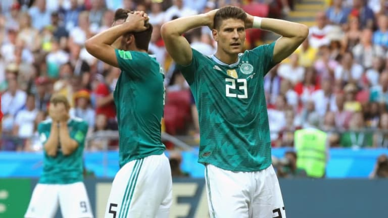 Germany Remain Gracious in Defeat as Official Twitter Account Wishes Mexico and Sweden Good Luck