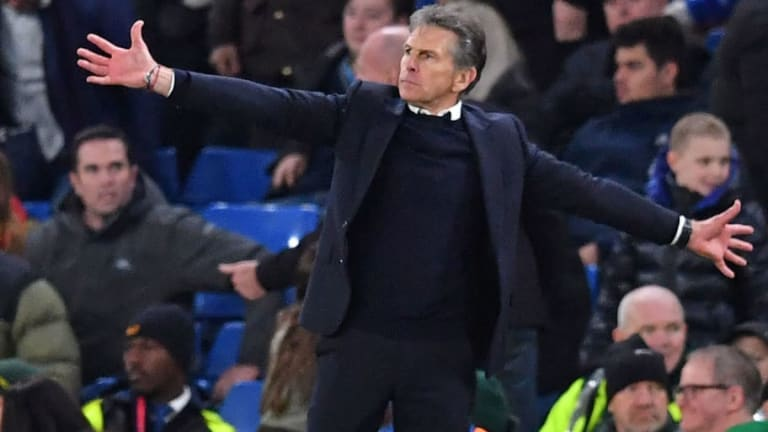 Claude Puel Insists Hamza Choudhury Will Remain at Leicester in January Following Recent Displays