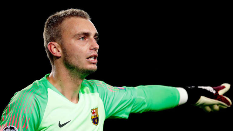 Barcelona Unwilling to Lower Asking Price for Jasper Cillessen Amid Transfer Rumours