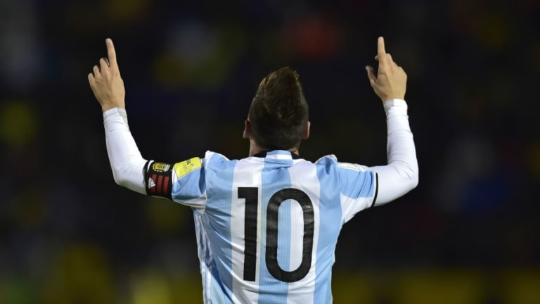 Messi Reiterates Desire to Play in Argentina One Day & Admits He Never Considered Starring for Spain