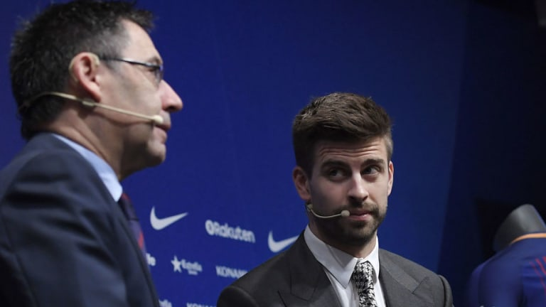 Gerard Pique Could Face Disciplinary Action Following Inflammatory Espanyol Comments