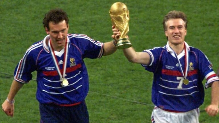 Belgium Star Reveals That He Supported France as a Child During 1998 World Cup Success