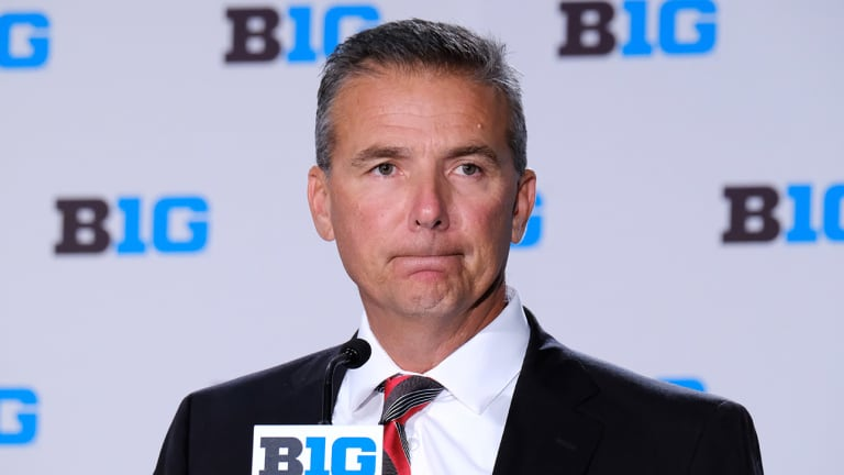 Urban Meyer Doesn't Get to Stop the Questions About Zach Smith as Quickly as He Wants
