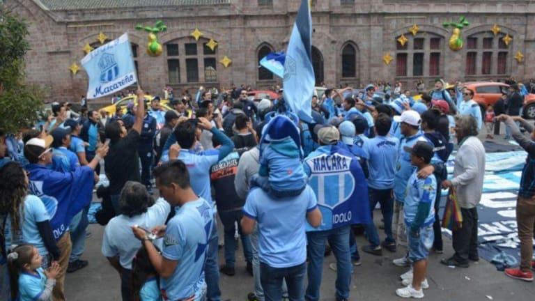 Agotadas entradas para el debut histórico de Macará en Copa Libertadores
