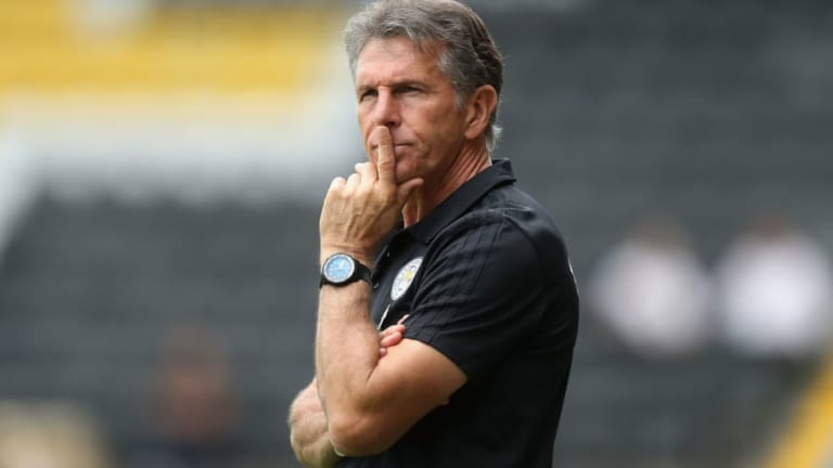 Claude Puel Voices Fitness Concerns Over Leicester City's Returning World Cup Players