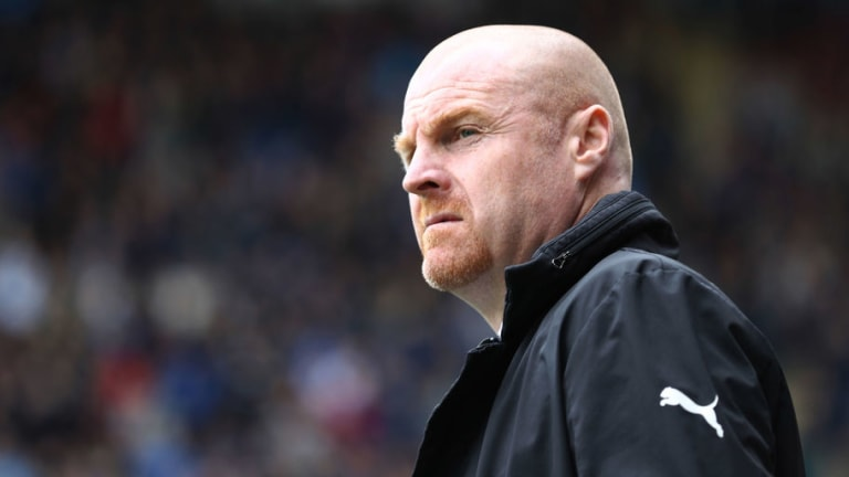 Sean Dyche Insists His Burnley Side Were 'Written Off' at the Start of the Campaign