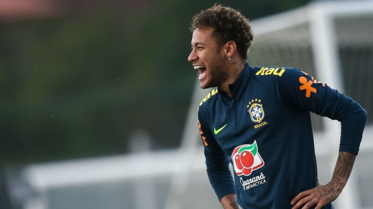 Neymar Downplays Father's Influence on Future as He Focuses on World Cup Fitness Race