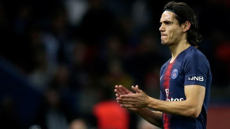 Atletico Madrid Interested in Edinson Cavani Amid Striker's Growing Frustrations at PSG