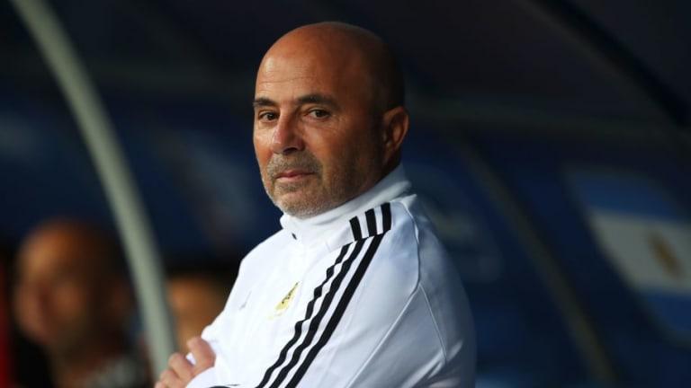 Jorge Sampaoli Praises Argentina's 'Bravery' as La Albiceleste Narrowly Qualify for Last 16