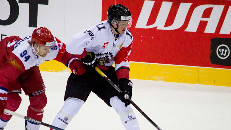 Sabres Sign Victor Olofsson, Who Led Swedish League With 27 Goals
