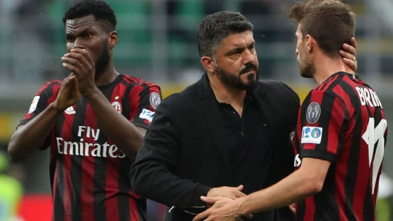 Why AC Milan's Future Is Bright Under Gattuso and Young Stars Despite Underwhelming Season