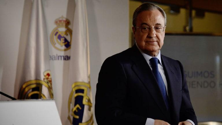 AL DESCUBIERTO | La nueva planificación de plantilla que tiene en mente Florentino Pérez