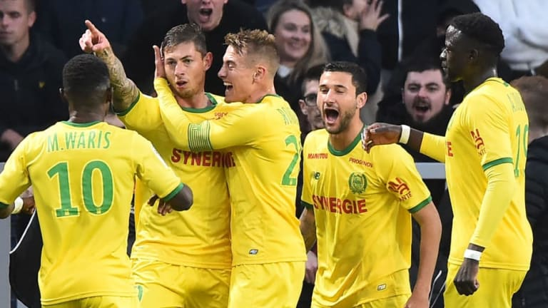 Crystal Palace & Wolves Lead Chase for Ligue 1 Striker After Flying Start to Season