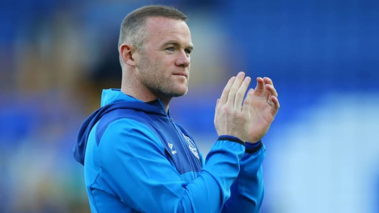 Everton Forward Wayne Rooney All But Confirms D.C. United Switch With New Twitter Picture Update