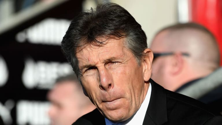 Leicester Boss Claude Puel Brands Side 'Not Good Enough' After Drab 0-0 Draw With Fleetwood Town