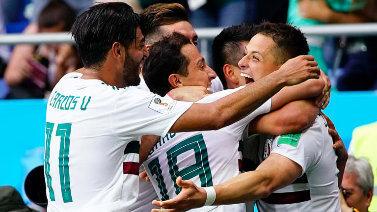 World Cup Daily Podcast: Mexico Continues to Look Like the Class of Group F
