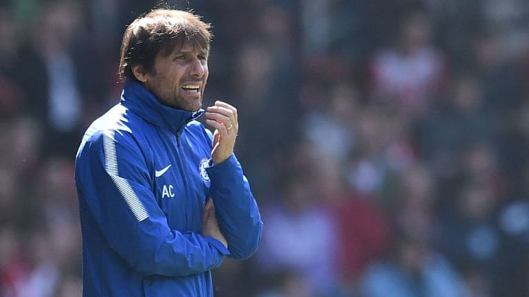 Antonio Conte Issues Warning to Tottenham & Liverpool As Chelsea Chase Last Champions League Place