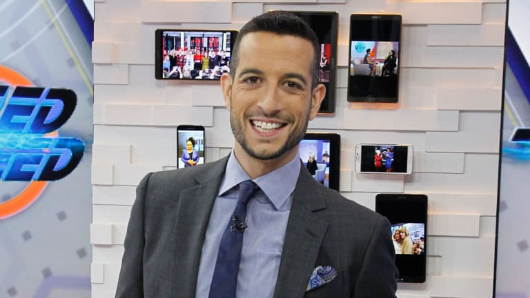 Traina Thoughts: 'Around the Horn's' Tony Reali Explains How Anxiety, Grief Have Changed Him