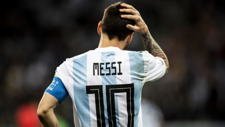 Football Fans React to 'Furious' Lionel Messi Reaction in 3-0 World Cup Loss to Croatia