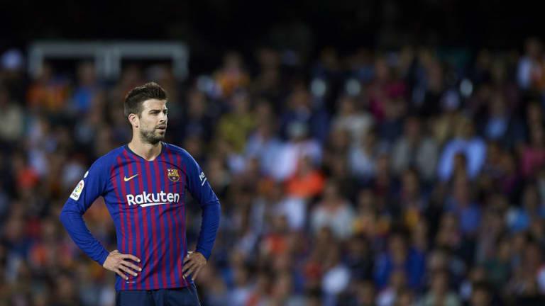 POLÉMICA | Piqué responde a las críticas tras un nuevo fallo defensivo
