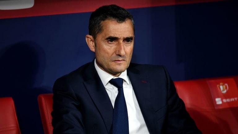 BOMBA   Valverde podría pensarse su continuidad en el banquillo del FC Barcelona
