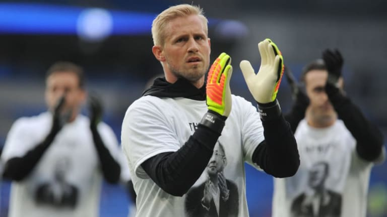 Kasper Schmeichel Discusses Emotional Return to Cardiff Following Recent Leicester Tragedy
