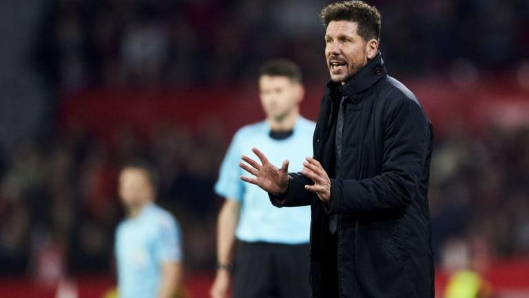 Atlético - Leganés | Alineaciones confirmadas
