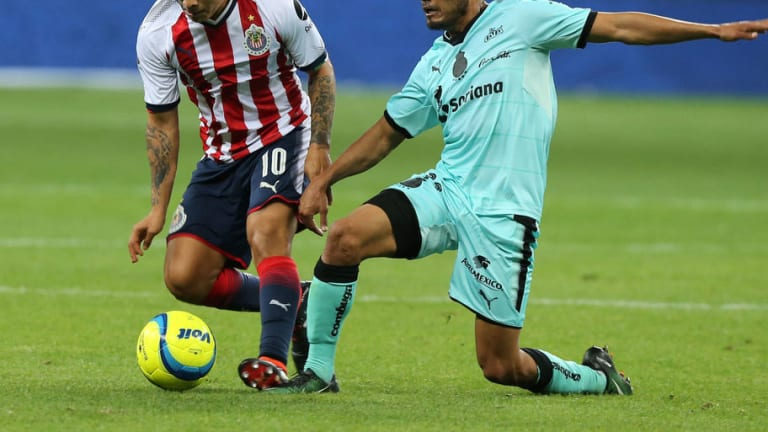 MERCADO | El delantero que interesa a Matías Almeyda para el Apertura 2018