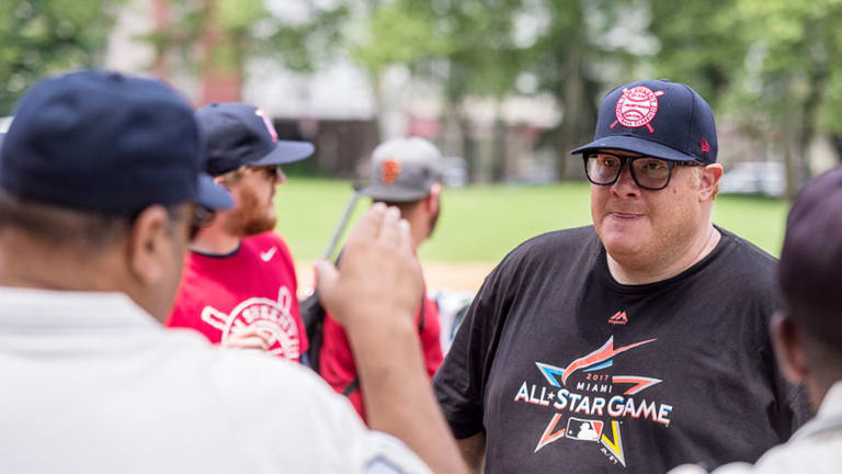 """This Is Baseball's Disease"": ESPN's Jon Sciambi and Project Main Street Are Raising ALS Awareness"