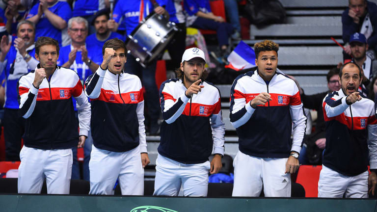 Davis Cup To Be Transformed into One-Week, 18-nation World Cup of Tennis
