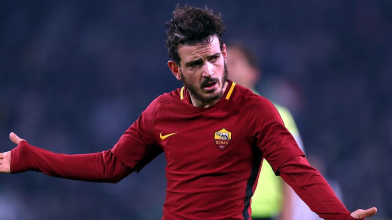 Chelsea & Man Utd Ready to Swoop as Roma Star Alessandro Florenzi Puts the Breaks on Contract Talks