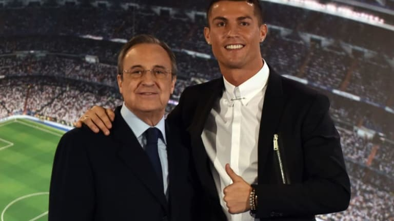 ESCÁNDALO | La traición de Florentino Pérez a Cristiano Ronaldo según los medios italianos