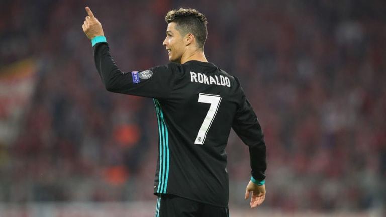 ENORME   El gran gesto que ha tenido Cristiano Ronaldo con Marcus Rashford