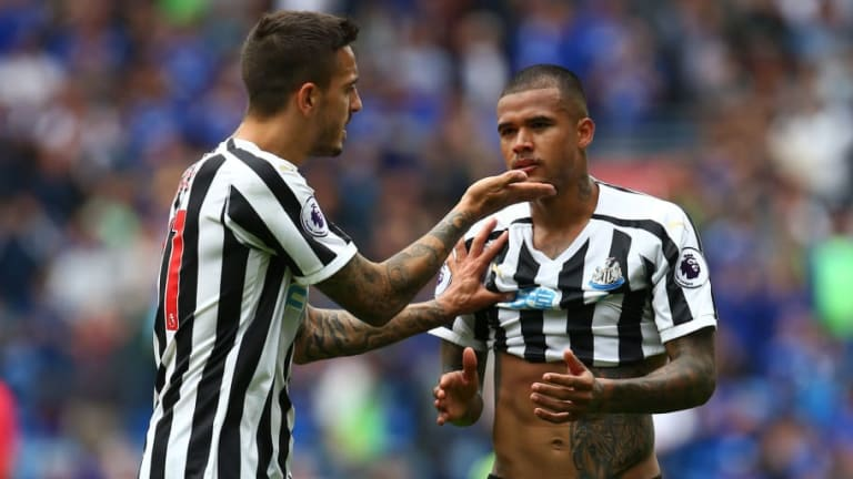 'I Have a Dream to Return': Newcastle United Loanee Kenedy Casts Doubt Over St James' Park Future